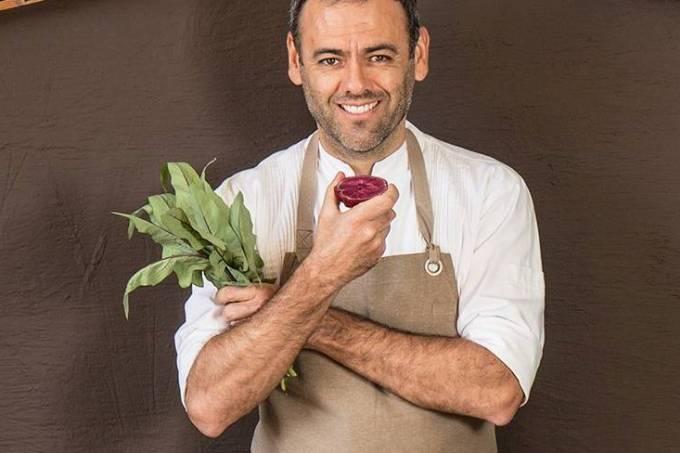 Esteban Mateo; chef revelação