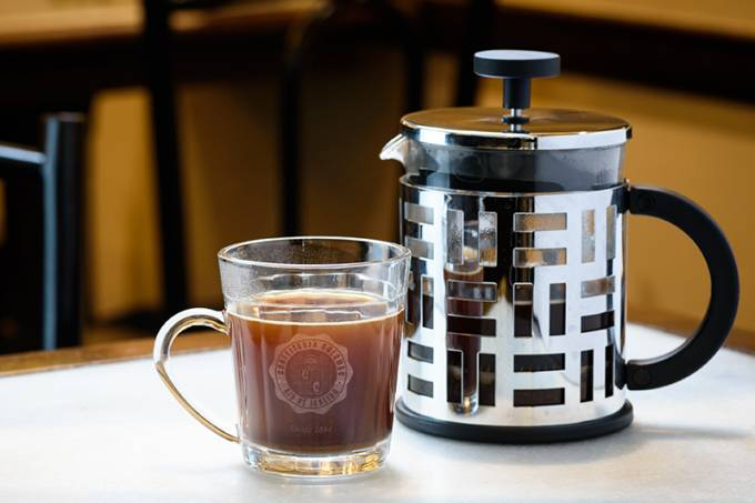Confeitaria Colombo; café