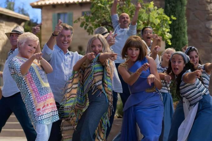 Mamma Mia! — Lá Vamos Nós de Novo
