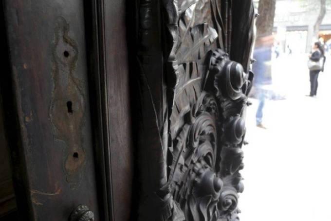 Porta do Iphan