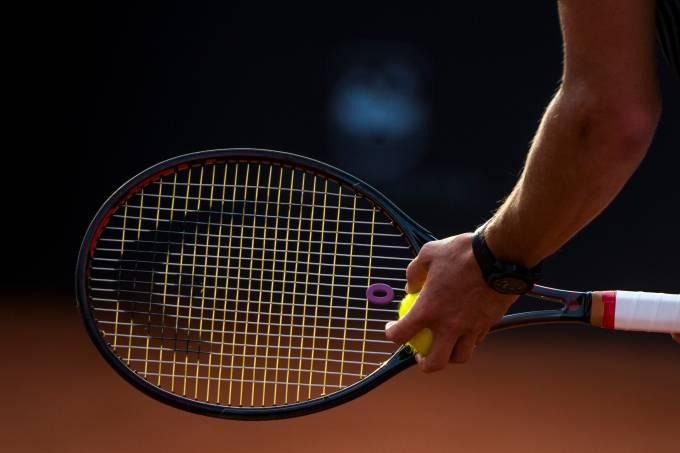 Rio Open – raquete