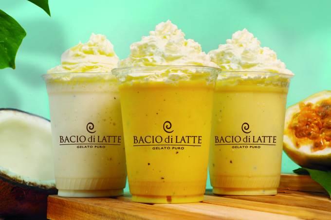 milk-shake Bacio di Latte