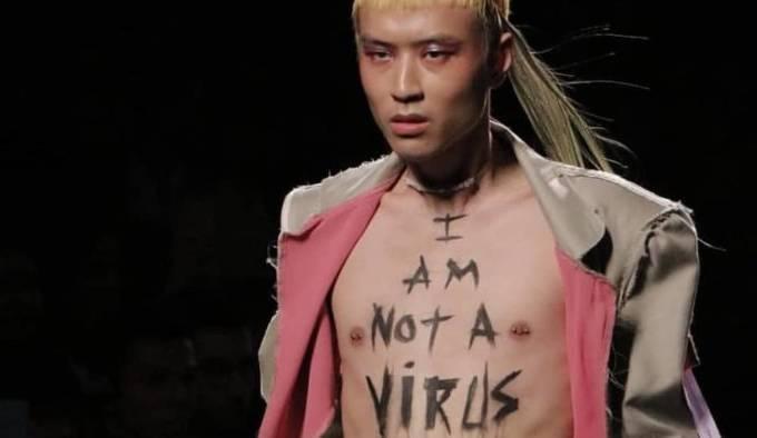 Coronavirus-moda-protesto