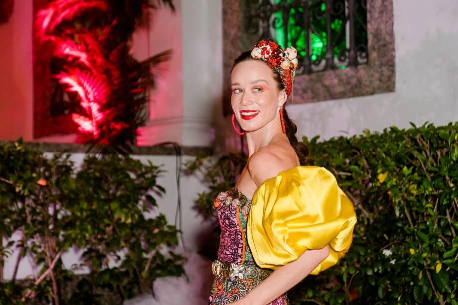 Mariana Ximenes: atriz também é frequentadora das festas