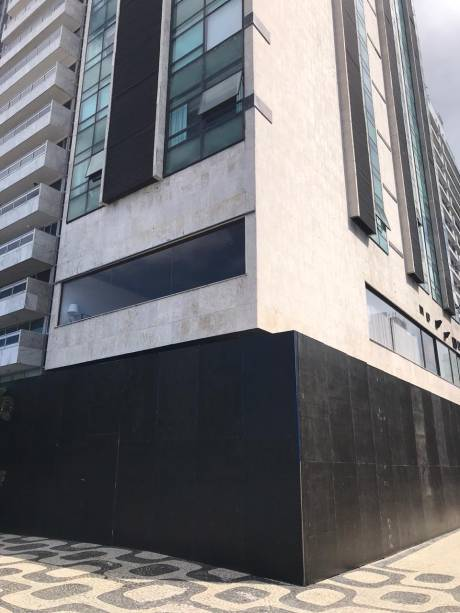 Janeiro Hotel, na orla do Leblon