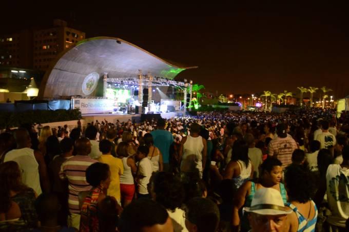 Baile Charme no Parque Madureira
