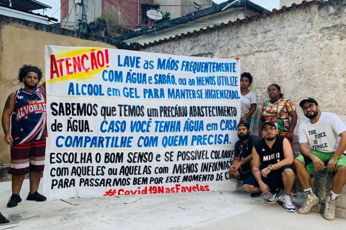 covid favela