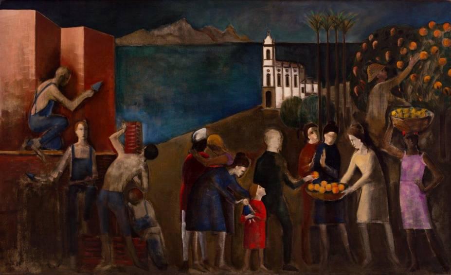 Motivos do Rio de Janeiro – Crônicas do Rio – Emeric Marcier