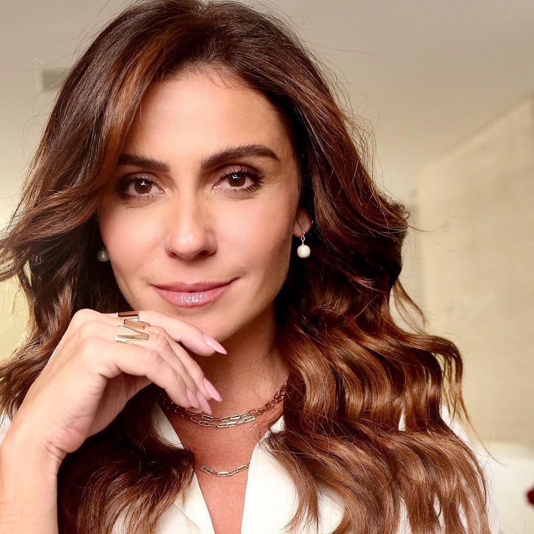 Giovanna Antonelli: Casamento longo não é sinônimo de