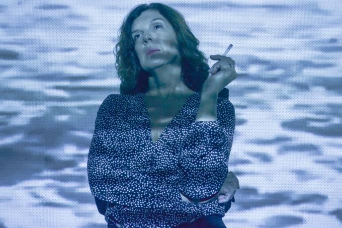 Peça-filme Marguerite Duras