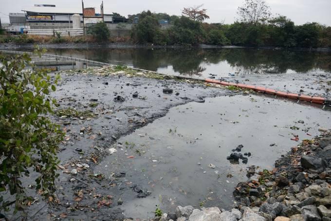 Esgoto e Saneamento na Baixada Fluminense