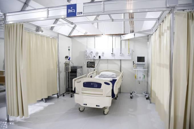 Hospital de Campanha Leblon