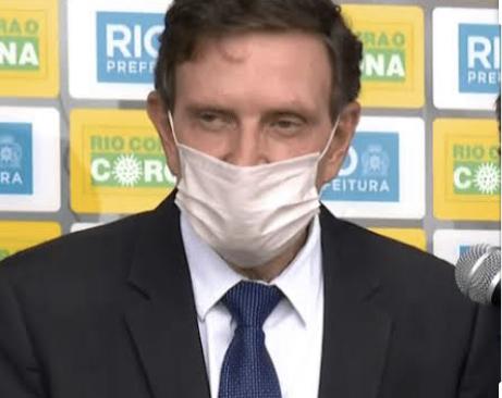Crivella de máscara