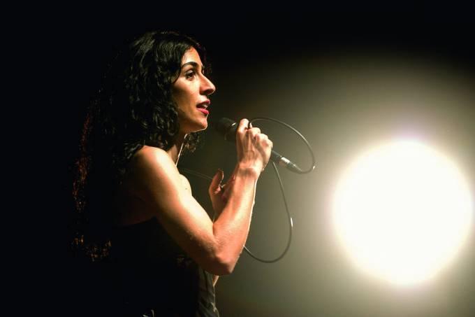 Marisa Monte, cantora.