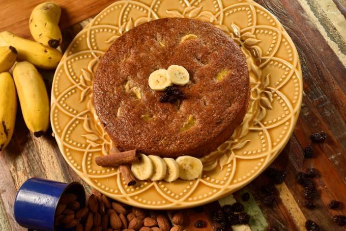 Bolo de Banana com aveia e passas – Bruno de Lima 337 (3)