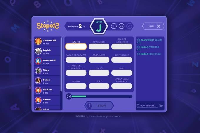 Stopots – Stopots (games)