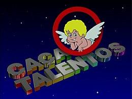 Caça Talento: a série protagonizada pela Angélica foi a primeira participação de Mário na telinha