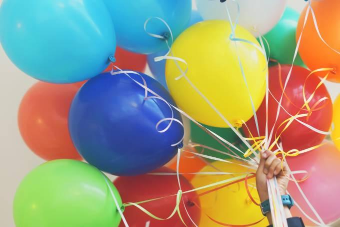 celebracao baloes