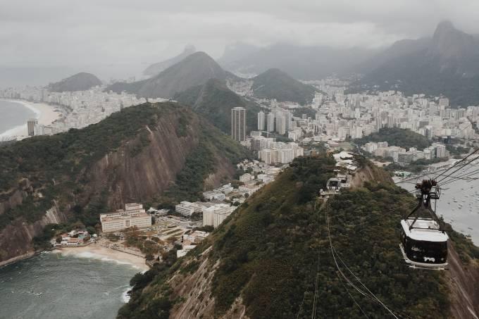 Rio nublado