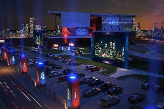 Drive-In Cidade das Artes