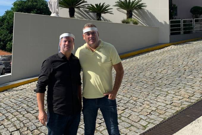 Fabiano Niderauer e Fellipe Gonçalves