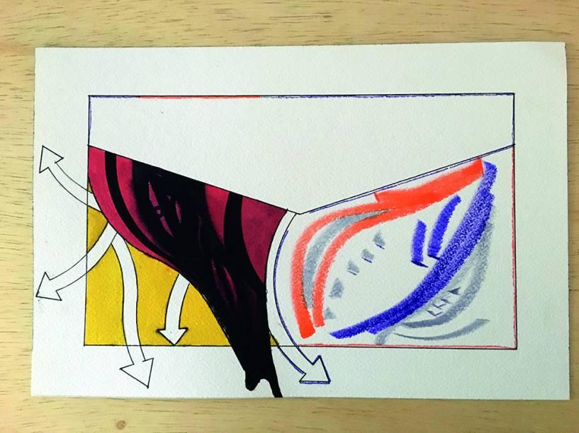 Com 'provocação' a colegas, Carlos Vergara reaviva a 'mail art'