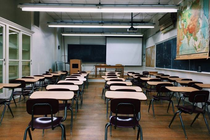 sala de aula