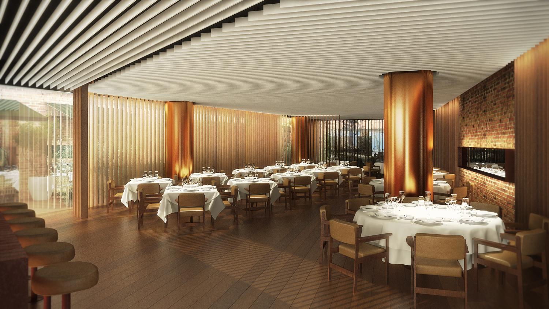 Mudanças à beira-mar: o restaurante vai ocupar a área que era do Fasano Al Mare