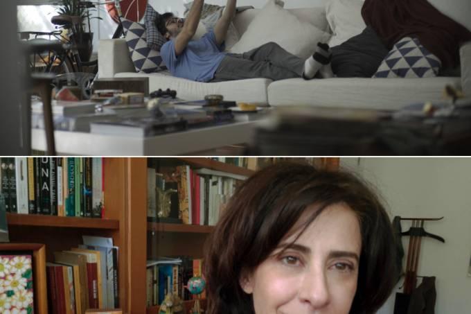 Bruno Mazzeo e Fernanda Torres