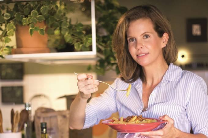 A empresária Eva Monteiro, da pioneira Yellow Mango: mais de 200 opções para preparar em 20 minutos