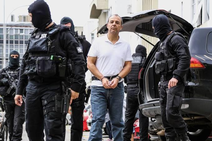 EX-GOVERNADOR DO RIO ¿ TRANSFERIDO PARA PRESÕDIO EM CURITIBA