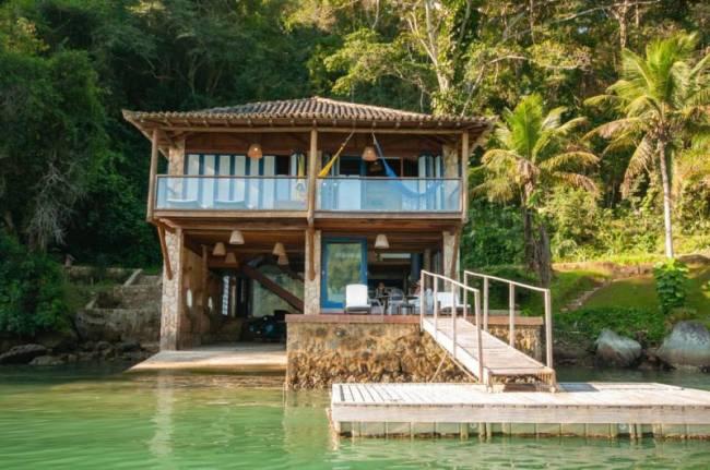 Casas de temporada em Paraty: boa opção para quem quer ir para o litoral com segurança