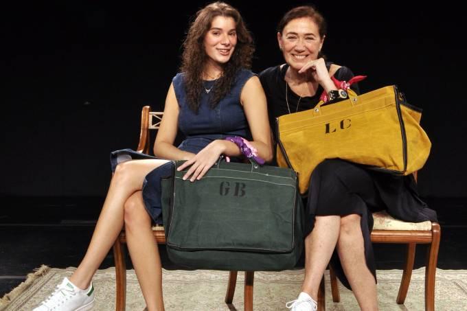 A LISTA – Giulia Bertolli e Lília Cabral – Crédito Cristina Granato (2)