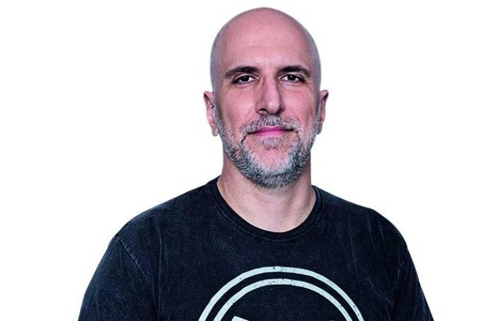 Anton Tabet, do Porta dos FundosCrédito: Leo Lemos
