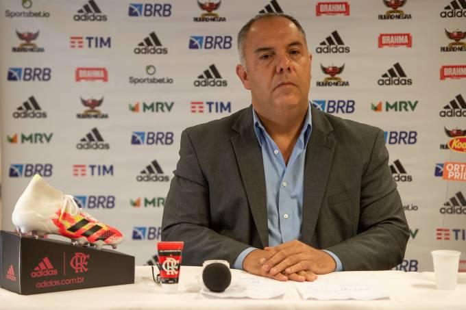 Marcos Braz (Flamengo)