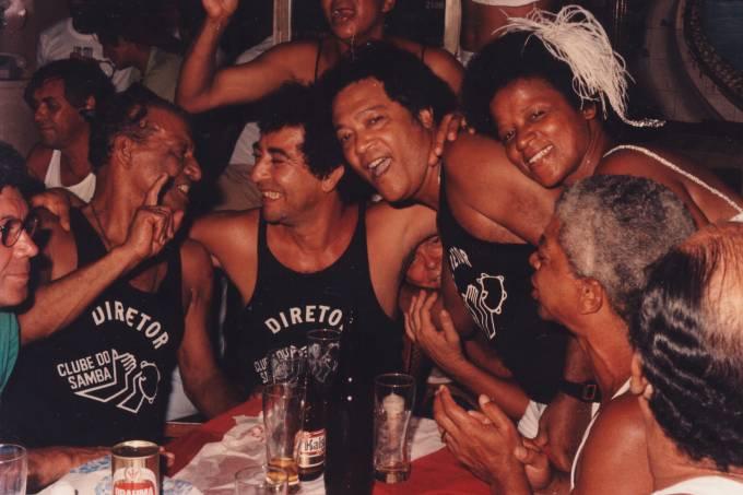 Joao Nogueira – Clube do Samba
