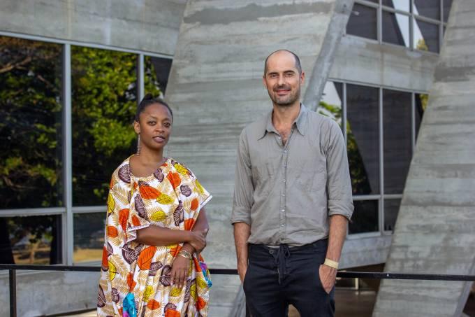 MAM Rio – Keyna Eleison e Pablo Lafuente – Foto Fabio Souza