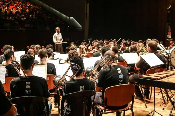 Orquestra Sinfônica Juvenil Carioca Programa Orquestra Nas Escolas