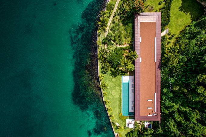Livro Casa Tropical Casa 001 AB House – Angra dos Reis RJCre¿dito: FG + SG