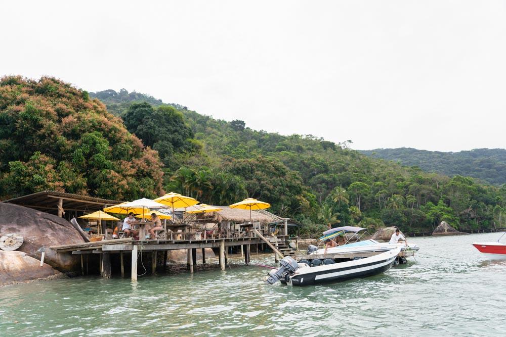 O restaurante do Dadico: lugar bom para comer, beber e descansar