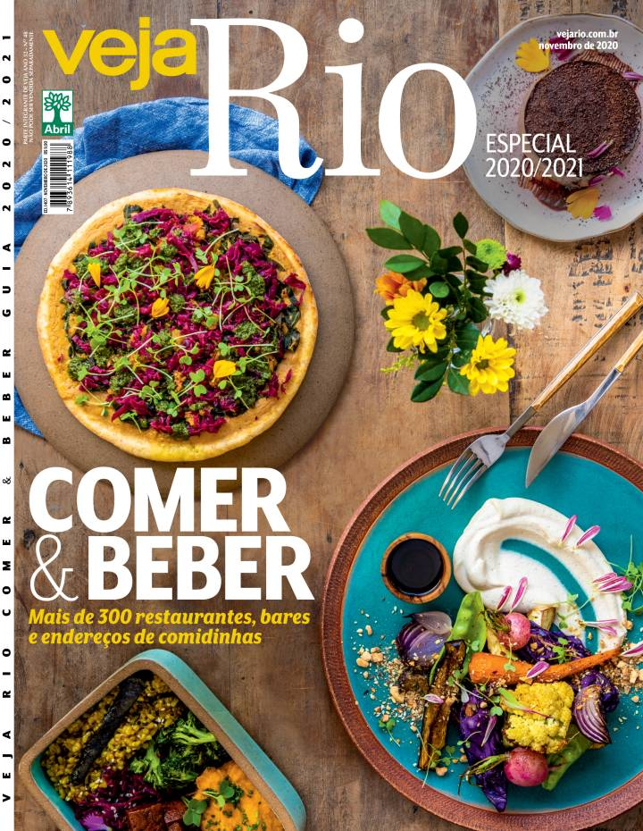 Veja Rio Comer & Beber 2020/2021 - 20/11/2020