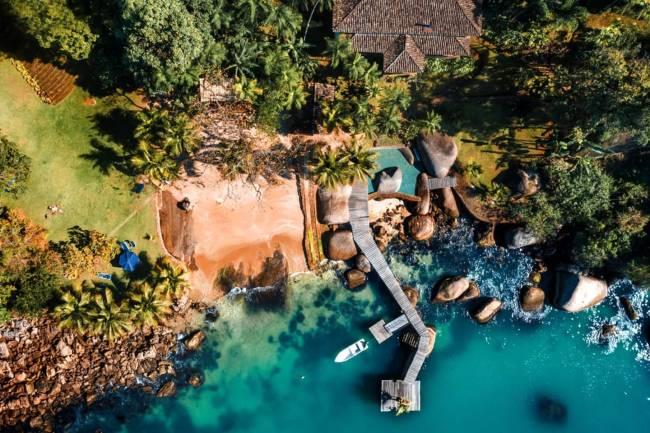 Airbnb Ilha do Araújo: é paraíso que chama?
