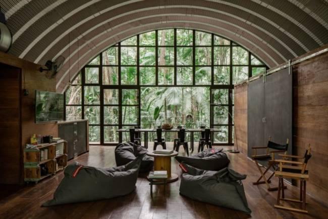 Airbnb Rio de Janeiro: a casa Arca, em Paraty.
