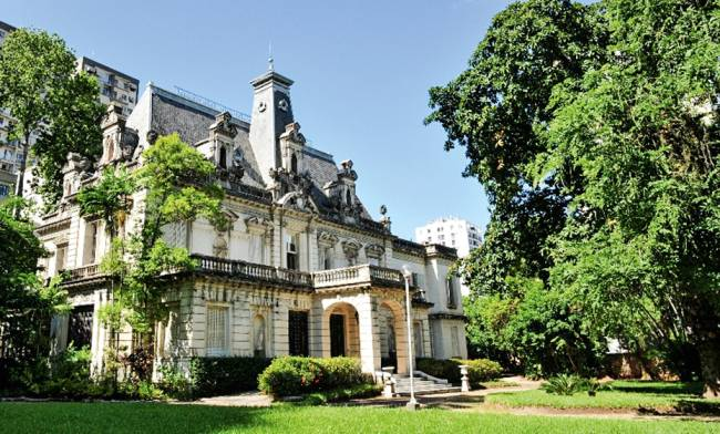 Palacete Linneo de Paula Machado