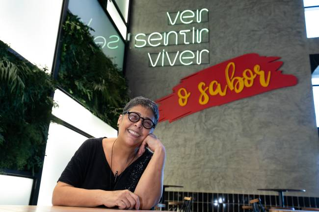 Kátia Barbosa: grife da chef também desembarca no complexo