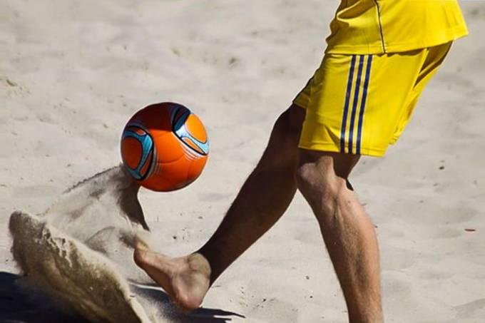 Mundial de Futebol de Areia Raiz