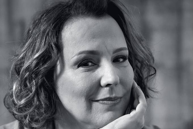atriz Ana Beatriz Nogueira