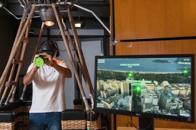 realidade virtual oi futuro