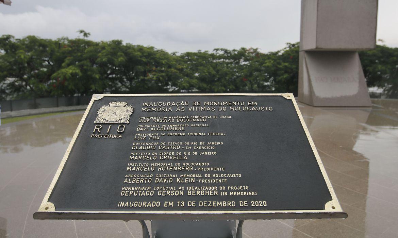 Memorial Judáico no Mirante do Pasmado