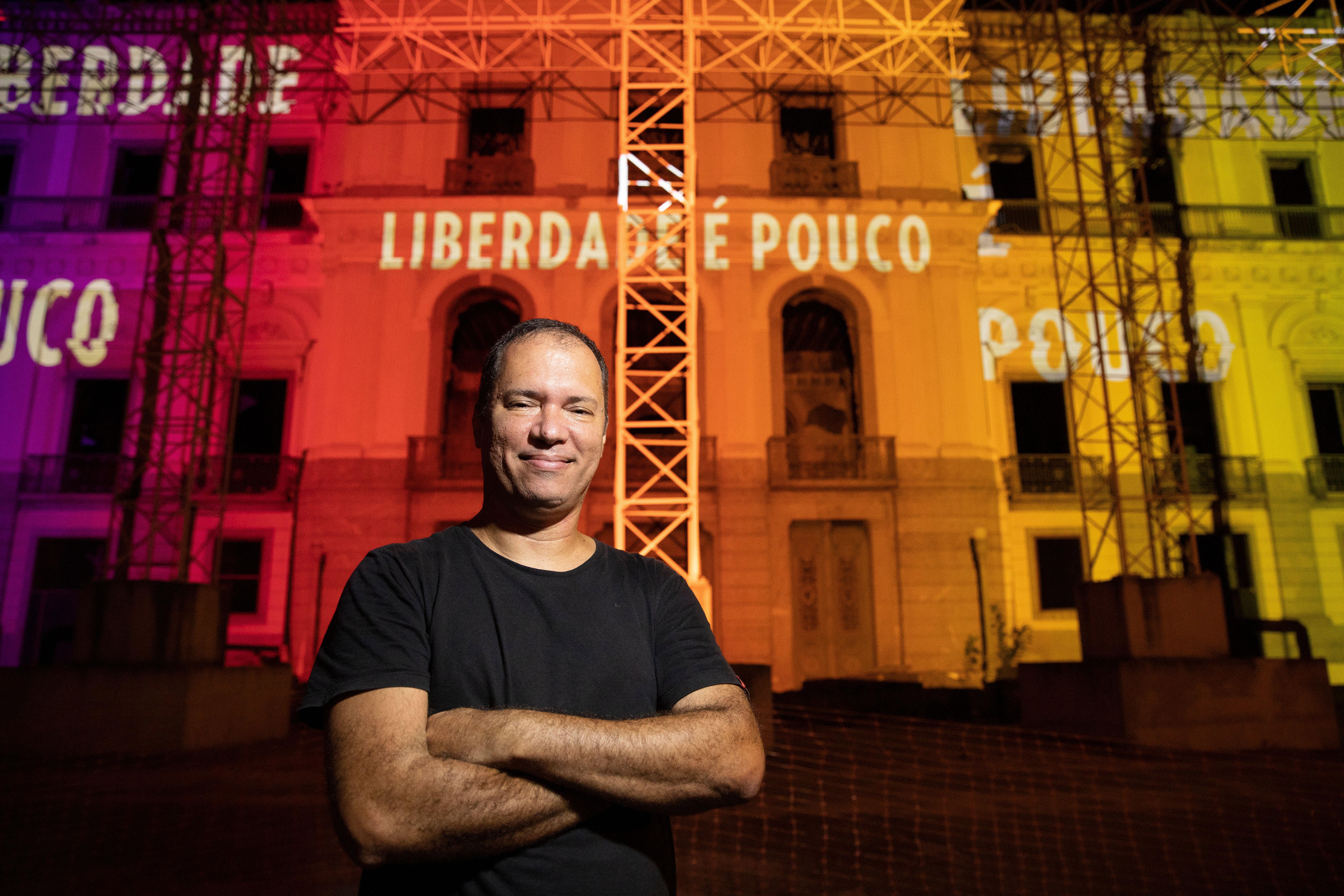 O idealizador do projeto, Batman Zavarese, se inspirou em livro de Clarice Lispector para tema da 16a edição do festival.